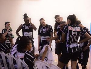 UTE x Corinthians/Americana - Liga Sul-Americana Feminina de Basquete (Foto: Divulgação / Corinthians Americana)