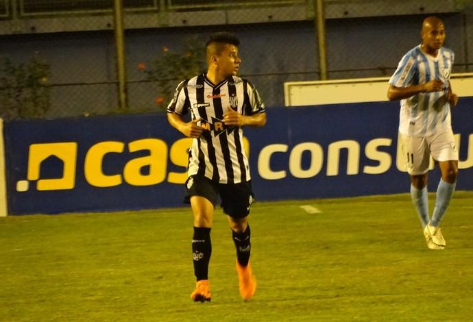 Junior Lemos Tupi-MG (Foto: Bruno Ribeiro)
