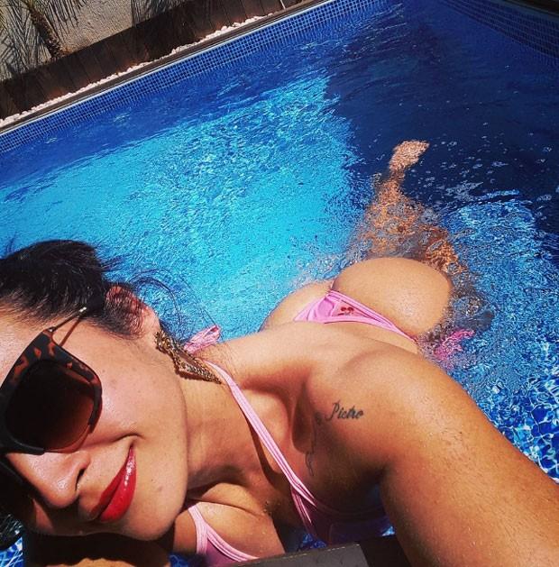 Priscila Pires (Foto: Reprodução)