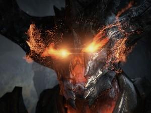 Imagem de personagem gerado em tempo real pelo motor gráfico Unreal Engine 4, que será usado nos jogos do PS4 e do novo Xbox (Foto: Divulgação)