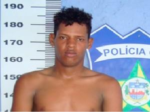 Orlando Silva de Oliveira estava foragida polícia por vários crimes. (Foto: Divulgação/Ascom Polícia Civil)