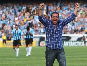 Luxemburgo gol Grêmio (Foto: Flickr do Grêmio)