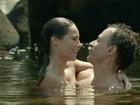 Diretor conta curiosidades sobre cena de Paolla Oliveira em cachoeira