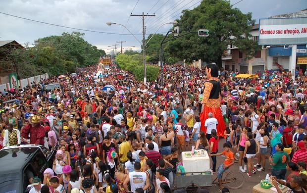 Torcida organizada do Flamengo vai acompanhar 'a Banda' no AP (Foto: Gabriel Penha/GE-AP)