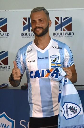 Paulo Rangel Londrina (Foto: Rodrigo Saviani)