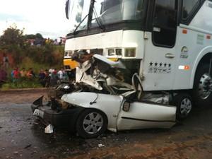 Frota de veículos da cidade também é apontada como motivadora de acidentes. (Foto: Valdivan Veloso/G1)