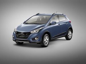 Hyundai HB20X 2015 (Foto: Divulgação)