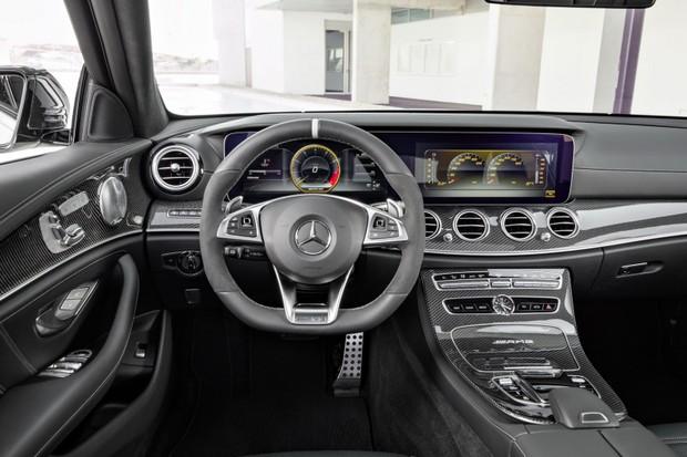 Mercedes-AMG E 63 S (Foto: Divulgação)