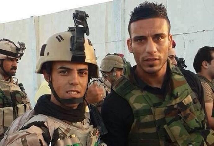 Ali Adnan Iraque (Foto: Reprodução / Twitter)