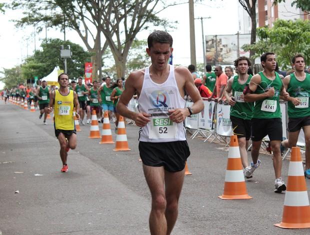 José Eraldo de Lima foi o melhor brasileiro na Volta  das Nações (Foto: Lucas Lourenço)