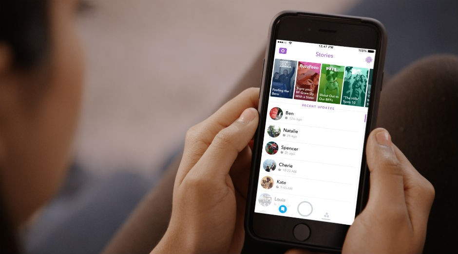 Snapchat pode ser usado como meio de divulgação de ideias e dicas. (Foto: Divulgação)
