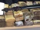Polícia apreende quase 30 quilos de maconha em Marituba