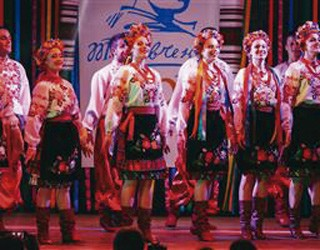 Show com o Grupo Vesselka (Foto: Divulgação)
