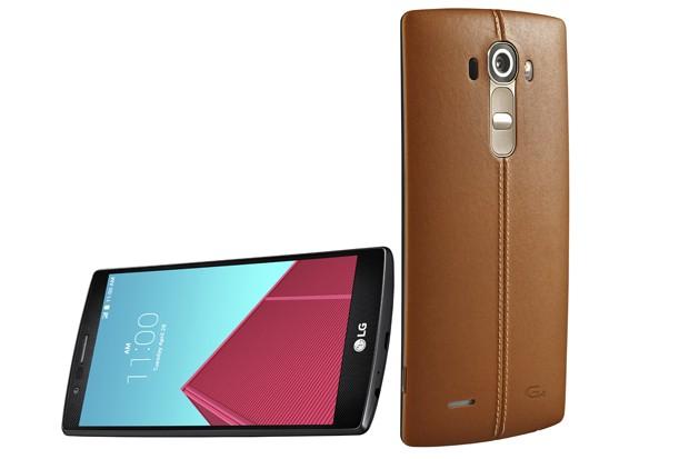 LG G4 une tecnologia e elegância em novo smartphone premium