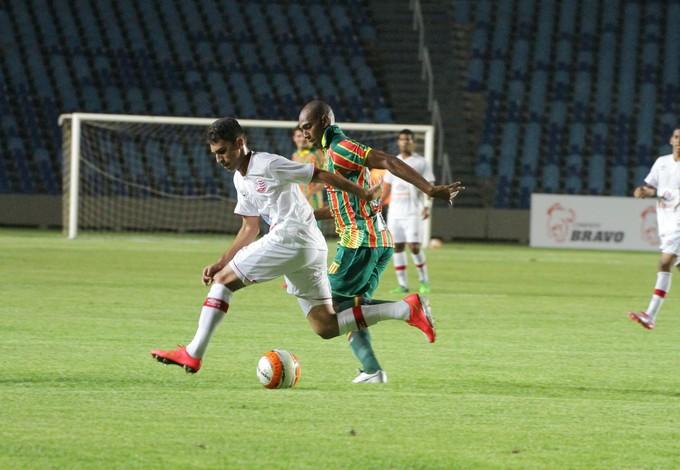 Sampaio domina, vence Náutico e é campeão da Super Copa Maranhão (Foto: Biaman Prado/O Estado)