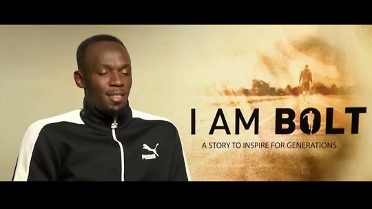 """Usain Bolt revele desejo de participar do filme """"The Flash"""": Seria muito legal"""""""