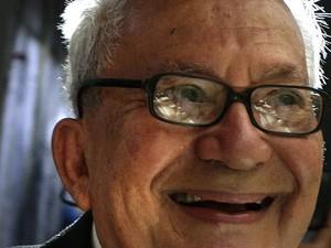 Escritor alagoano Lêdo Ivo morreu ao 88 anos (Foto: Ricardo Lêdo/Gazeta de Alagoas)
