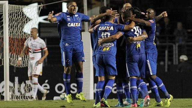 71ed7a5e78 São Paulo x Cruzeiro - Copa do Brasil 2017 - globoesporte.com