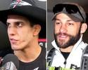 Sai Pepey e entra Felipe Sertanejo na luta contra Sam Sicilia no UFC de BH