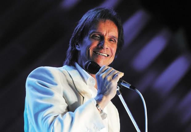 Roberto Carlos quer emplacar, novamente, uma música no horário nobre da Globo (Foto: Rede Globo)
