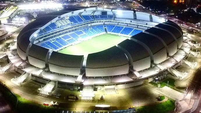 Arena das Dunas, em Natal (Foto: Ney Douglas)