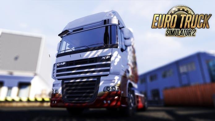 Euro Truck Simulator 2: veja como jogar online no simulador de caminhão (Foto: Divulgação) (Foto: Euro Truck Simulator 2: veja como jogar online no simulador de caminhão (Foto: Divulgação))