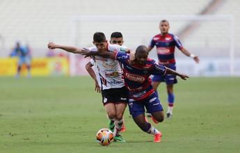 """""""Saímos de cabeça erguida"""", dizem jogadores do Guarasol após empate"""