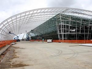 Aeroporto começa a funcionar em abril, segundo Inframérica (Foto: Demis Roussos)