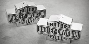 Temperos Harley-Davidson (Foto: Divulgação)