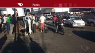 Acidente entre dois veículos deixa um ferido em Vila Velha, ES
