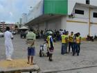 Homem sofre descarga elétrica e morre em supermercado na Paraíba