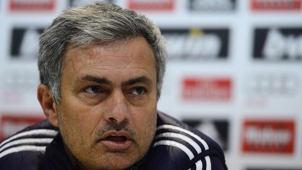 josé mourinho real madrid (Foto: AFP)