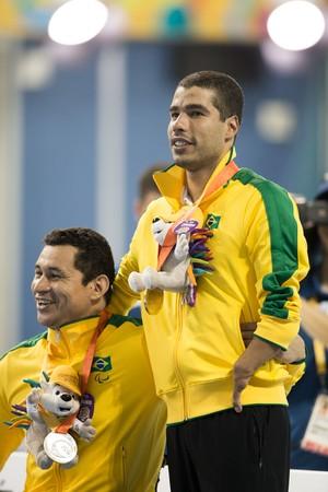 Daniel Dias, nadador, no Parapan de Toronto (Foto: Jonne Roriz/MPIX/CPB)