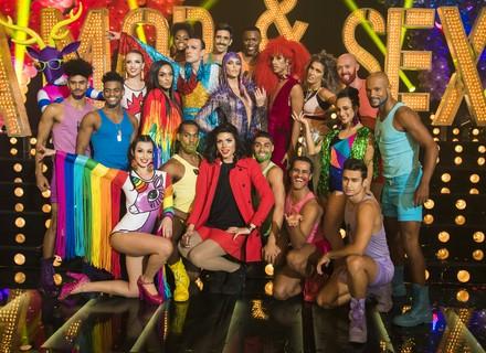 Veja fotos dos bastidores de 'Amor & Sexo'