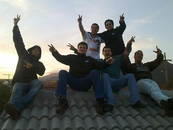 República de estudantes Unidos por Acaso, em Ouro Preto (Foto: Divulgação)