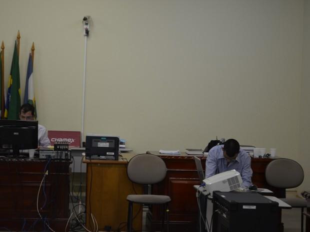 Kennedy Gomes da Silva, 19 anos, foi condenado a oito anos de prisão em regime fechado (Foto: Dennis Weber/G1)