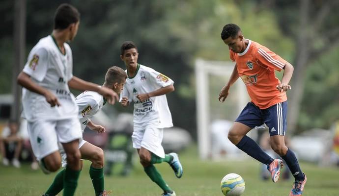 Academia para formação de atletas-estudantes em Campinas (SP) (Foto: Divulgação / Next Academy )