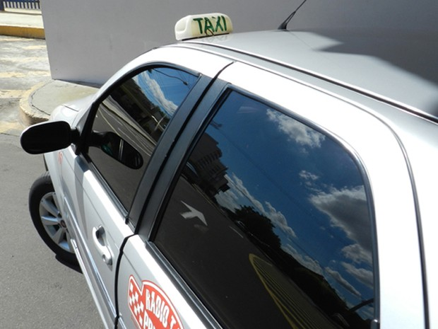 Táxis serão adaptados para deficientes físicos (Foto: Arquivo/G1)