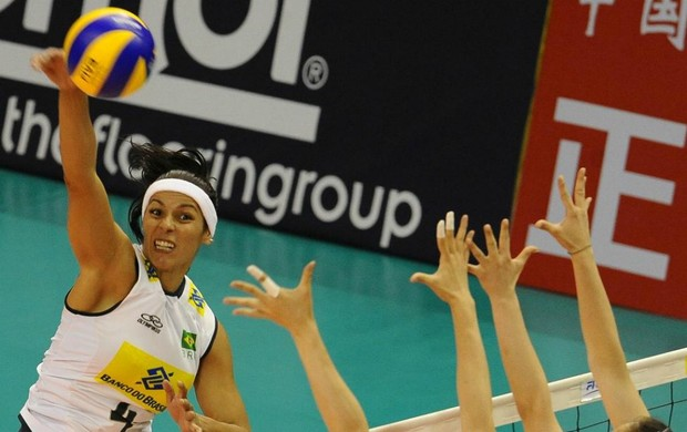 Vôlei Grand Prix Brasil x China (Foto: Divulgação FIVB)