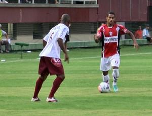 Joinville x Atlético de Ibirama: lateral Eduardo (Foto: Divulgação / JEC)