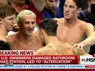 Justiça prova que assalto não existiu e atletas americanos confessam mentira