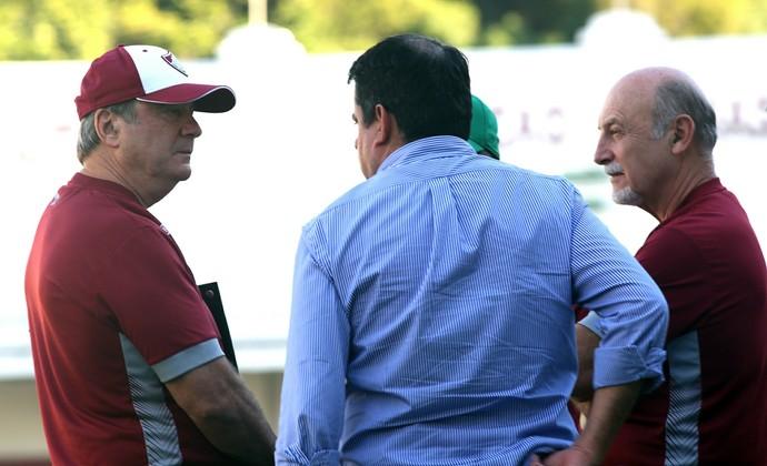 Levir Culpi, Jorge Macedo, Fluminense (Foto: Nelson Perez/Fluminense FC)