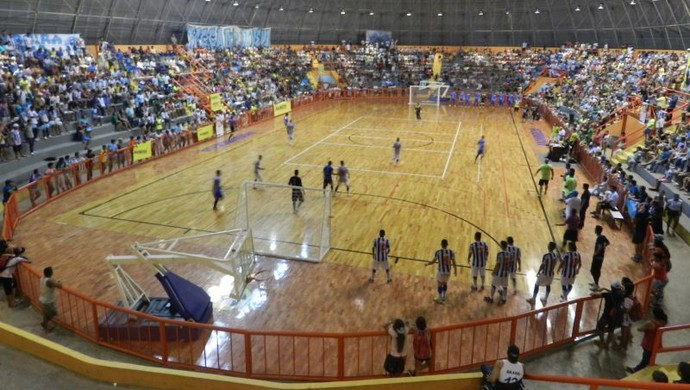 Decisão contou com um grande público (Foto  Ronaldo Santos Ascom Paysandu) 53c1113dbfd7c
