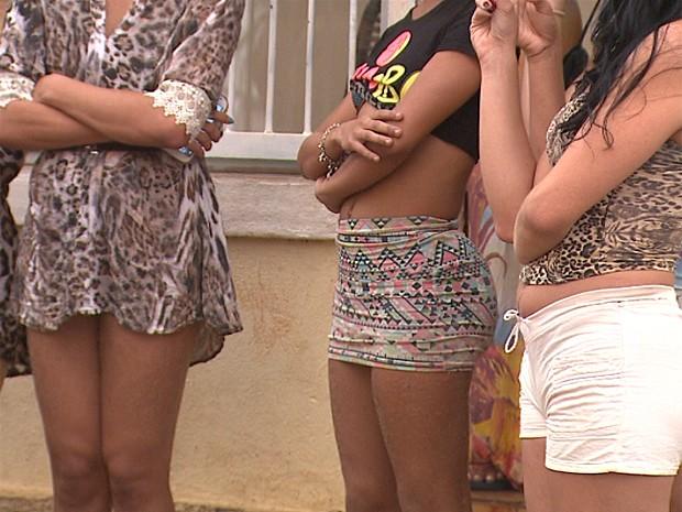 Adolescentes dizem que eram obrigados a se prostituir para pagar diárias dos quartos em que viviam (Foto: César Tadeu/EPTV)