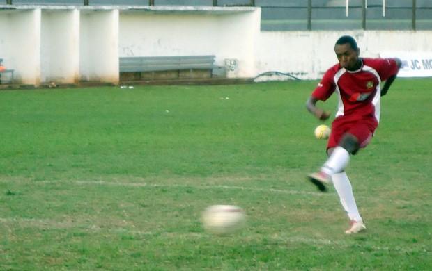 Victor, jogador do Sub-15 do São Bento (Foto: Benjamim Pesce/Globoesporte.com)