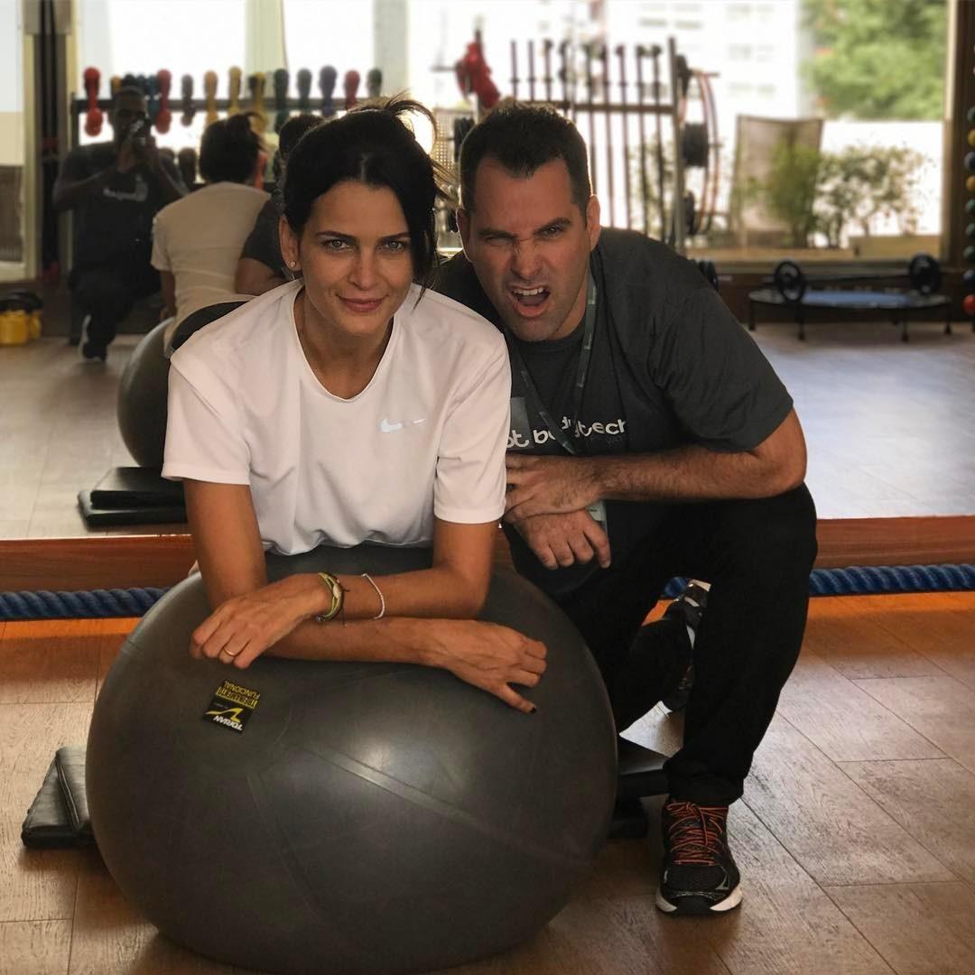 Marcio Lui e Fernanda Motta (Foto: Reprodução/ Instagram)