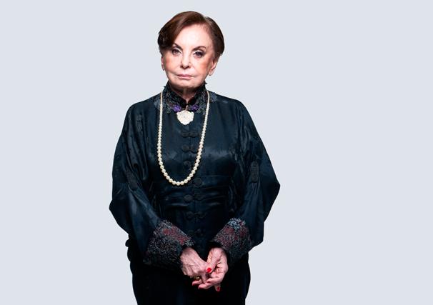 Beatriz Segall (Foto: Leo Aversa)