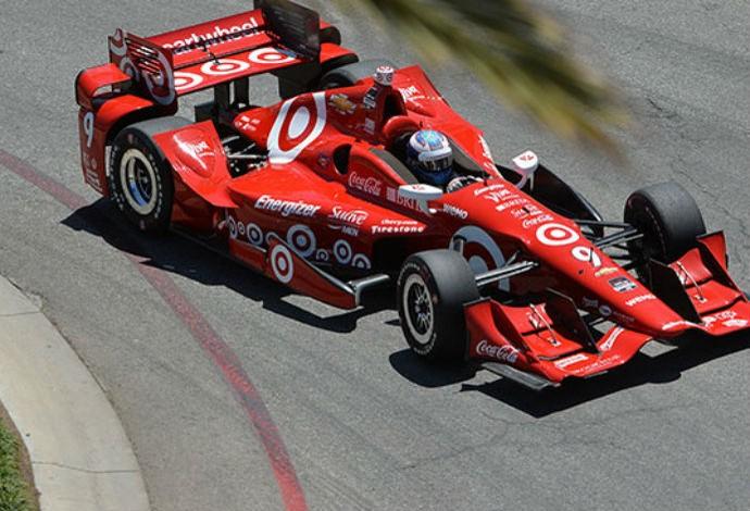 Scott Dixon Indy Car Long Beach (Foto: Divulgação/Indy Car)