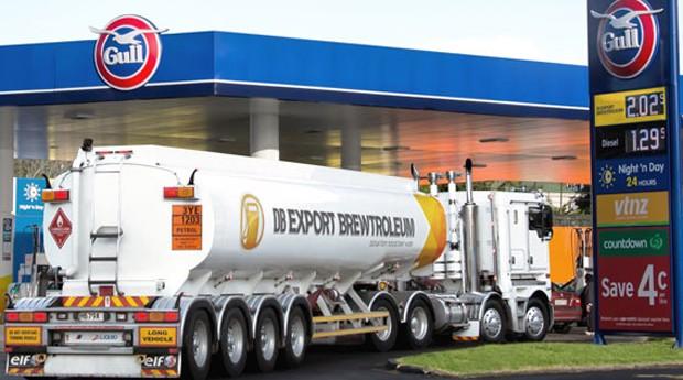 A Brewtroleum pode ser encontrada em uma das redes de postos de gasolina da Nova Zelândia (Foto: Divulgação)