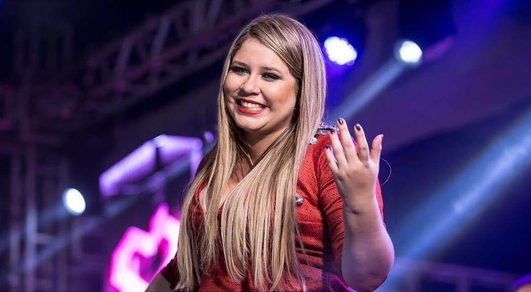 Marlia Mendona lana EP ao vivo com trs msicas inditas (Foto: Reproduo/Instagram)